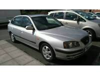 2004 Turbo Diesel Hyundai Elantra 2.0l CDX CRTD