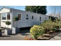 Sited Static Caravan Private Plot North Wales