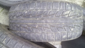 nankang sv2 245/40/18 winter tyre 7mm
