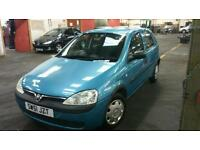 VAUXHALL CORSA C 1.0 5 DR BREAKING ALL PARTS AVAILABLE