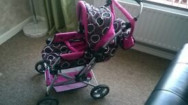 large toy pram for sale