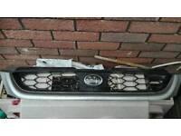 Subaru impreza classic front grill