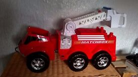 Large Fire Engine (Matchbox brand) in new condition