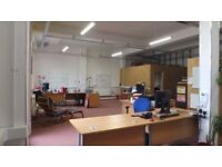 Modern office space available for short term hire in Bristol