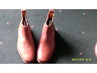 Anatomic Gel Chelsea Boot Medium Fitting Size U.K. 7