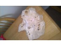 3 coral rocks for a fish 🐟 tank for sale