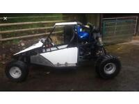 1050 cc triumph off road buggy