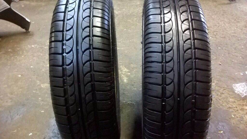 Tyres 155/65 R13 INFINITY Lake new 7.5mm tread only 20£ for two