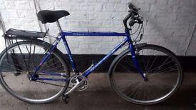 Bike Bicycle Mens Claud Butler 700c mountain town road
