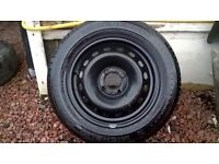 BRAND NEW MICHELIN ENERGY & CONTINENTAL WHEELS AND TYRES 4X100 RENAULT CLIO 175/65/14