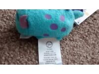 Disney Store MiniTsum Tsum: Sulley monsters inc. Sold out