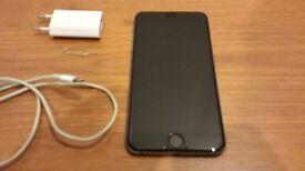 iPhone 6 16g space grey for spares only