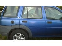 Land Rover Freelander 1.8, 2001