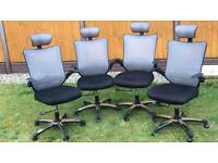Gas Lift Office Chairs