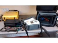Kewtech electrical tester