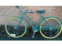 Raleigh/Hercules Commuter bicycle