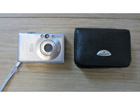 Canon digital camera (ixus 55)