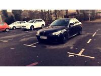 #BMW 520D M SPORT HUGE SPEC#WIDESCREEN#PX GOLF GTI A4 A3 A5 LEON FR E92 E90 320D 330D OR CASH MY WAY