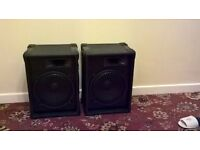large club speakers
