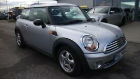 MINI HATCH ONE 1.4 ONE 3d 94 BHP - Quality & Value Guaranteed (silver) 2007