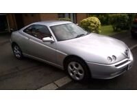 2004 Alfa Romeo GTV T.Spark Lusso (Classic Coupe) 10 Months MOT'd