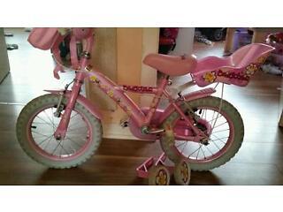 14 inch daisy chain bike