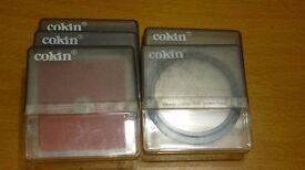 Cokin camera filters