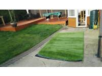 New Good quality Artificial grass/lawn 11ft x 6ft