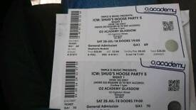 Icw wrestling tickets o2 arena