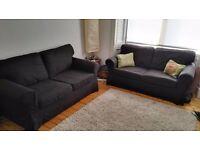 2 ikea sofas, 200 ONO