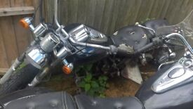 2 pioneers 125cc for sale spear and repairs