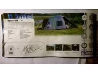 Outwell Hartford M 6 berth tent good condition plus cooker and accesorys