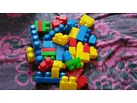 Childrens bricks