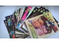 THE STORY OF POP MAGAZINES FROM 1974 - COMPLETE SET ISSUE 1- 53 MAGS. EXCELLENT CONDITION!!