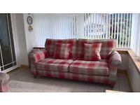 Two NEXT sofas