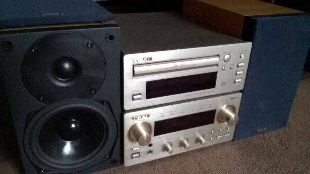 teac 3000 cd player amp/tuner