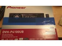 Pioneer DVH-P4100UB