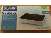 Zyxel gateway amg1302 router