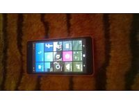 Microsoft Lumia for sale unlocked