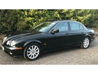 JAGUAR S TYPE 4.0L V8 (2001) year mot come with private plate UFC worth £