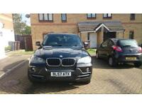 BMW X5 M sport 3.0 SE black with black leather imeculate
