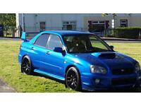 Subaru sti twinscroll