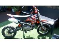 Lucky mx 125cc