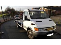 ford iveco recovery truck 5.5 ton 2.8d