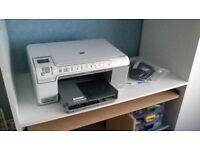 HP PHOTOSMART ALLIN ONE C5280 PRINTER