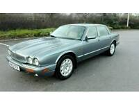 2002 JAGUAR XJ 3.2 V8 EXECUTIVE AUTO MET GREY LONG M.O.T F.S.H LOW MILES SUPERB LUXURY CAR