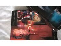 24 - Season 1 and 2 DVD's £3