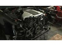 Audi A4 3.0 Tdi Engine and Auto gearbox
