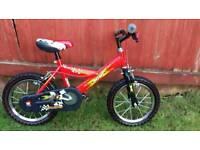 Raleigh mini child's bike perfect condition
