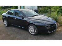 Alfa romeo 159 saloon £2400